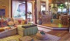 Resultado de imagem para decoração rustica de casa com azulejo hidraulico