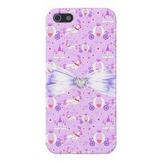 Princess Sapphire iPhone 5 Case