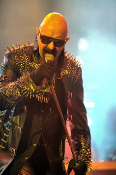 Judas Priest: Rob Halford - Playing the ACC in Toronto by David McDonald.