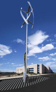 Sanya Skypump: World's first wind-powered EV charging station debuts in Spain