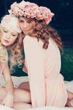 We cannot get enough of this Wildfox Couture Mon Cherie Classic Robe in Peach Peony on ShopStyle!