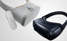 Google Daydream View vs. Samsung Gear VR: Which Smartphone-Powered VR Headset Offers More?