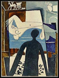 Pablo Picasso - L'ombre (1953)