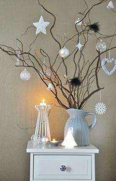 Algunas ideas de decoración navideña