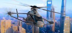 Airbus Helicopters revela la configuración de 'Racer', su demostrador de alta velocidad