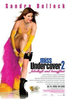 Poster zum Film: Miss Undercover 2