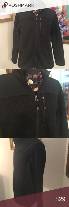 🦋SWISS TECH LOVELY JACKET 💯AUTHENTIC SWISS TECH LOVELY BLACK JACKET! VERY SOFT AND WARM JUST LOVELY! SIZE XL . PURCHASED BUT NEVER WORE IT. THE BUST IS 23 INCHES ACROSS AND 46 INCHES AROUND . THE LENGTH IS ALMOST 28 INCHES Swiss Tech Jackets & Coats