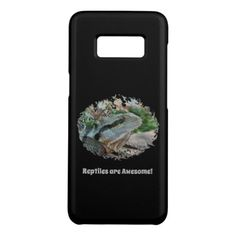 Reptiles are Awesome Case-Mate Samsung Galaxy S8 Case - animal gift ideas animals and pets diy customize