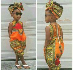 Minha filha <3 <3 <3 Ankara Styles For Kids, African Dresses For Kids, African Children, African Print Fashion, Africa Fashion, African Fashion Dresses, African Attire, African Wear, Little Girl Outfits