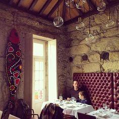 Cómo ha cambiado Oporto!! Pero la comida tan buena como siempre #fish... @vanessavillardon - imagli.com