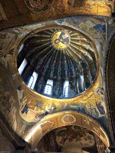 Chora Church, Istanbul Turkey
