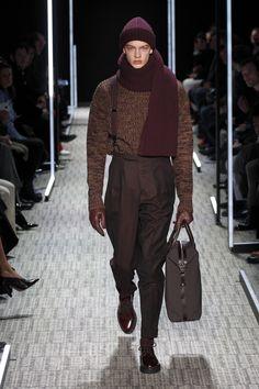 Cerruti | Menswear - Autumn 2017 | Look 27