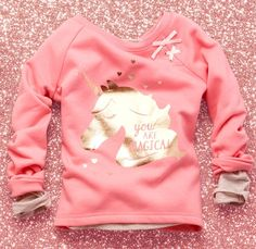 """You are magical"" 