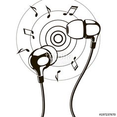 Image result for earphones as artistic book cover design