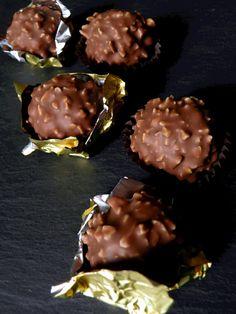 Ferrero Rocher, Fudge, Food And Drink, Snacks, Cookies, Chocolate, Baking, Drinks, Cake