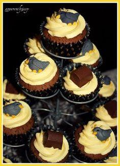 Turkish delight cupcakes!