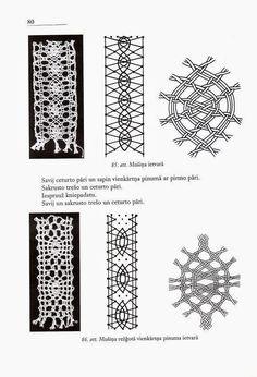 Album Archive - Ozola I. & Zemture G. Needle Tatting, Needle Lace, Crochet Books, Crochet Lace, Bobbin Lacemaking, Bobbin Lace Patterns, Lace Heart, Lace Jewelry, Diy Headband
