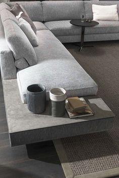 74 furniture design ideas for modern sofa set designs 1 Sofa Table Design, Modern Sofa Table, Living Room Sofa Design, Living Room Designs, Corner Sofa Modern, Sofa Furniture, Living Room Furniture, Living Room Decor, Furniture Design