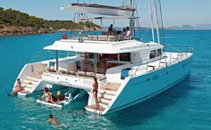 Lagoon A2 Charter - Balearic Islands, port - Palma de Mallorca