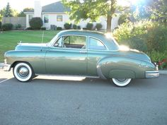 1950 Chevrolet Deluxe Business Coupe - Image 1 of 10