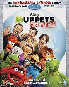 Muppets Most Wanted - Walt Disney Studios Home Entertainment