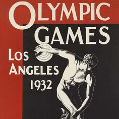 Detail Of Olympic Games Los Angeles 1932 Union Pacific - Mad Men Art: The 1891-1970 Vintage Advertisement Art Collection