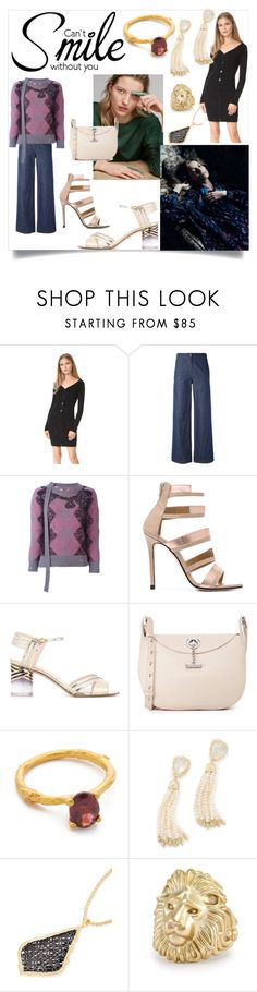 """""""Your Own Style"""" by denisee-denisee ❤ liked on Polyvore featuring Paul Frank, I'm Isola Marras, Marc Jacobs, Marc Ellis, Nicholas Kirkwood, Botkier, Alex Monroe and Kendra Scott"""