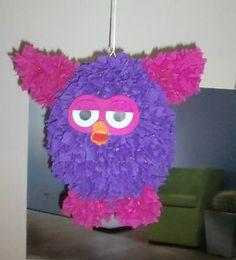 .•:*¨¨*☆. Furby Pinata .•:*¨¨*☆.