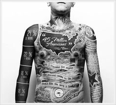Unique - More Than 60 Best Tattoo Designs For Men in 2015