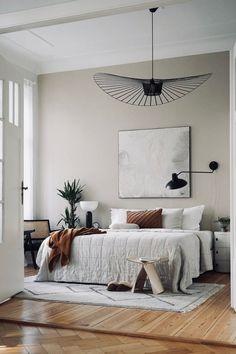 Dream Bedroom, Home Bedroom, Modern Bedroom Decor, Bedroom Colors, My New Room, Room Inspiration, House Design, Interior Design, Furniture