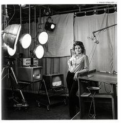 1970: Startuje TVP2 Old Advertisements, Warsaw, Track Lighting, Studios, Ceiling Lights, Historia, Old Ads, Outdoor Ceiling Lights, Ceiling Fixtures