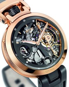 Bovet Amadeo 46 Tourbillon Ottanta TPIN002 by Bovet Watches | Exquisite Timepieces: