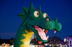 Lego Dragon, Downtown Disney, Walt Disney world, Orlando, Florida, U.S ...640 x 427 | 199.4KB | www.flickr.com
