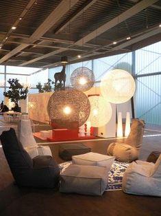 Décoration Salon - salle à manger 50m2 - Suisse - janvier 2011