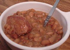 Pinto Beans With Ham For The Crock Pot Recipe - Food.com - 157593