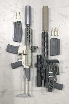 Build Your Sick Cool Custom Assault Rifle Firearm With This Web Interactive Firearm Builder with ALL the Industry Parts - See it yourself before you buy any parts Firearms Guns Weapons Guns, Guns And Ammo, Rifles, Ar Pistol, Battle Rifle, Custom Guns, Custom Ar, Hunting Guns, Military Guns