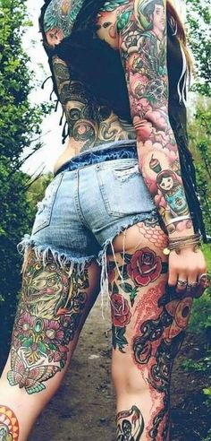 Amazing Tattoos Body Art Designs and Ideas Pictures Gallery For Men and Women