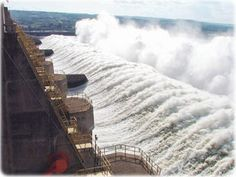 Hidrelétrica de Tucuruí - Pará.