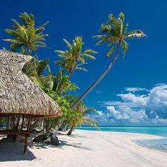 [Photo Credit: @timmckenna] We hope you're having a wonderful weekend! #Tahiti #Love #Beach #Bungalow #Vacation #Summer #getaway #Honeymoon
