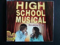 High School Musical of course all the girls were obsessed!