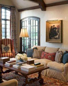 38 Wonderful French Country Living Room Decor Ideas - Page 30 of 42 Country Furniture, Living Room Furniture, Living Room Decor, Furniture Layout, Country Interior, Furniture Nyc, Outdoor Furniture, Cheap Furniture, Wooden Furniture