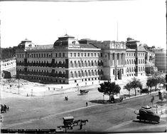 Ministerio de Fomento, finales Siglo XIX. Mariano Moreno García (Miraflores de la Sierra, 1865-Madrid, 1925) Archivo Moreno. Fototeca del Patrimonio Histórico. Ministerio de Cultura.