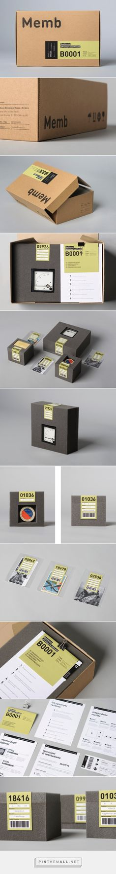 Memb Prototype (Student Project) - Packaging of the World - Creative Package Design Gallery - http://www.packagingoftheworld.com/2016/11/memb-prototype-student-project.html