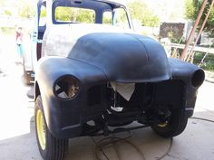 Mom's '54 project build thread - Page 3 - The 1947 - Present Chevrolet & GMC Truck Message Board Network