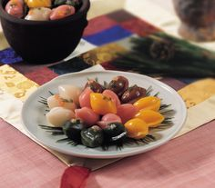 Songpyeon (Half-moon shape Rice Cake) - must learn for Asian adopted girls group