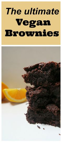Rich, decadent, delioious dairy free, egg free and nut free brownies. Orange zest and a splash of coffee make these chocolate brownies zing. Eggless Baking, Vegan Baking, Brownies Uk, Chocolate Brownies, Dairy Free Birthday Cake, Dairy Free Recipes, Vegan Recipes, Dairy Free Spread, Brownie Ingredients