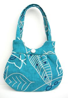 handmade bag by OneStitchAway