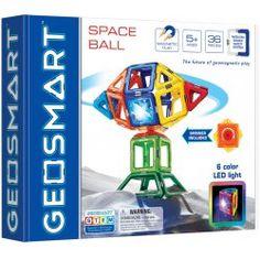 d119623f78489 Geosmart Space Ball - Jeu de construction mégnétique pour les enfants dès 5  ans - Idée