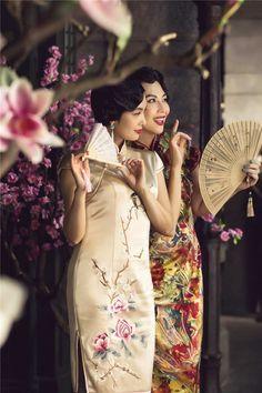 Old Shanghai Dress