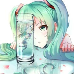 I love Hatsune Miku so there will be alot of her. Spam? MAH. (+she is like super famous in the anime world FYI)